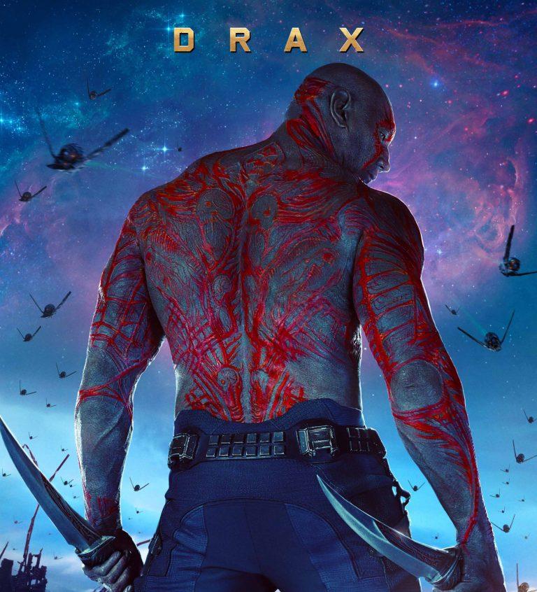 GotG_Drax_Poster